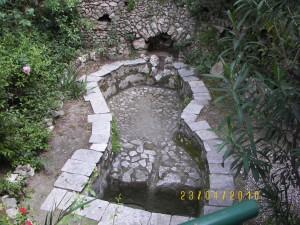 Сад Гроба Господня в Иерусалиме