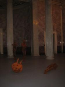 Выставка Энтони Гормли Эрмитаж