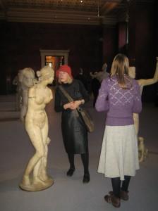 Выставка Энтони Громли