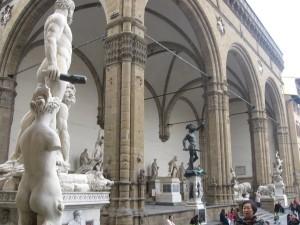 путешествие по Италии. Флоренция