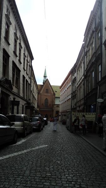 Краков Старый город