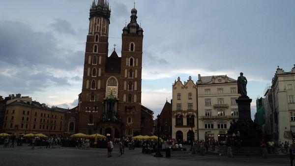 Старый город Торговая площадь.