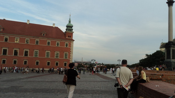 Старый город и стадион