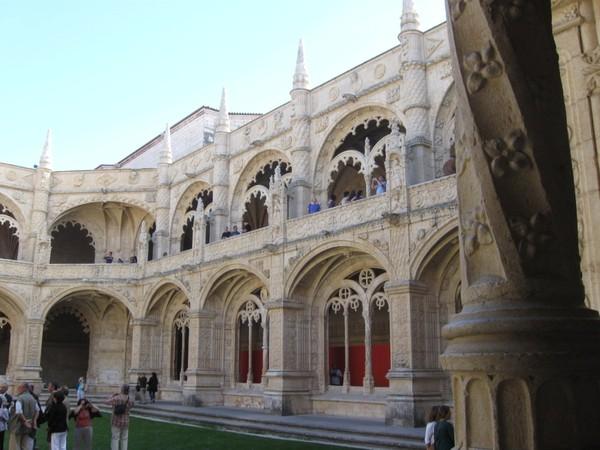 Португалия. Монастырь Белем