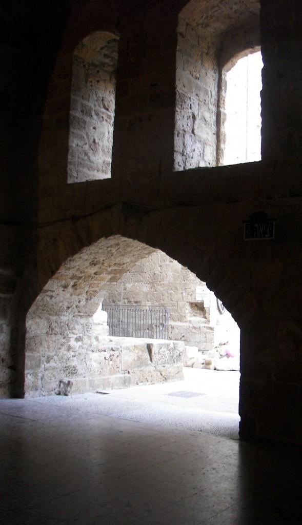 Израиль крепость Акко
