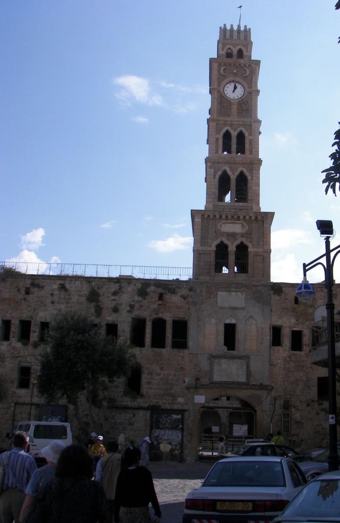 Израиль. Крепость Акко
