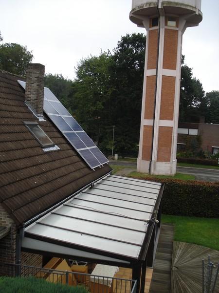 Окна и солнечные батареи