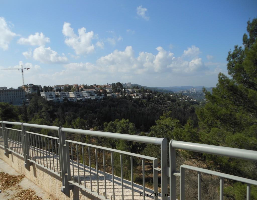 Достопримечательности Иерусалима. Эйн-Карем