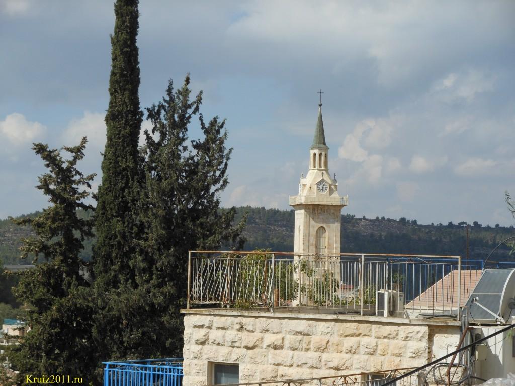 Церковь св. Иоана Креститетеля на горах