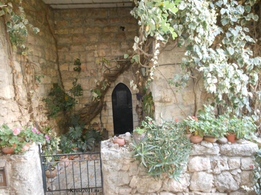 Иерусалим. Район Эйн Карем