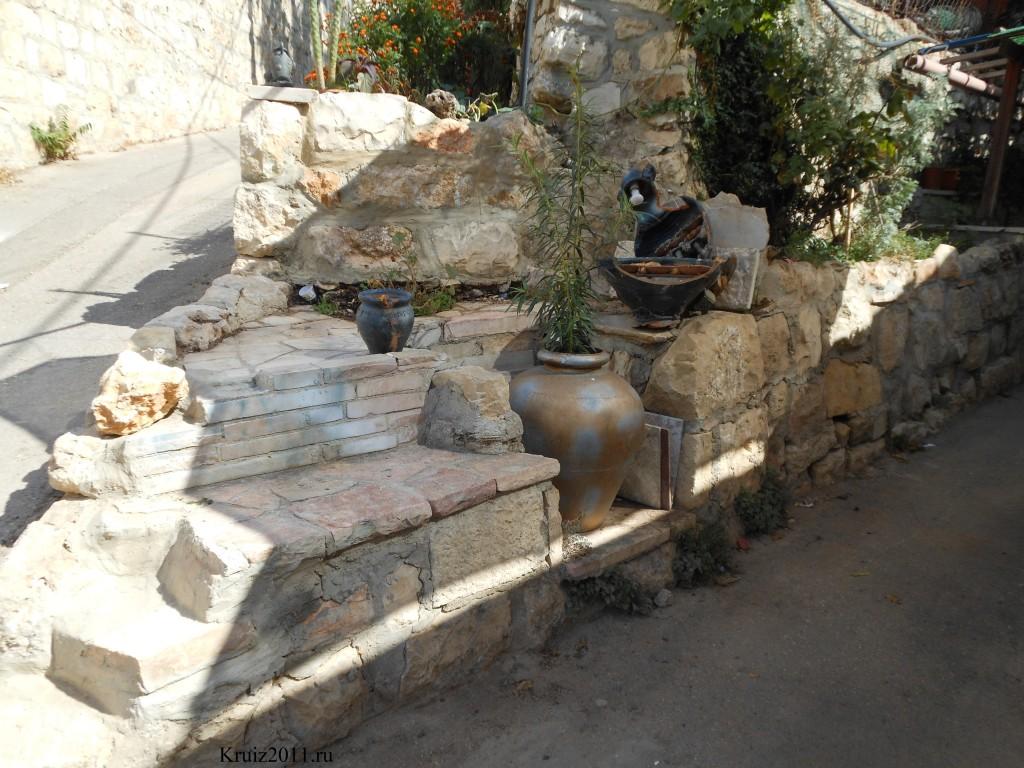 Иерусалим. Улицы Эйн-Карем