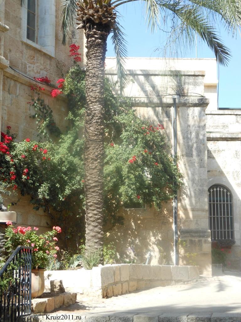 Иерусалим. Монастырь Сестер Сиона