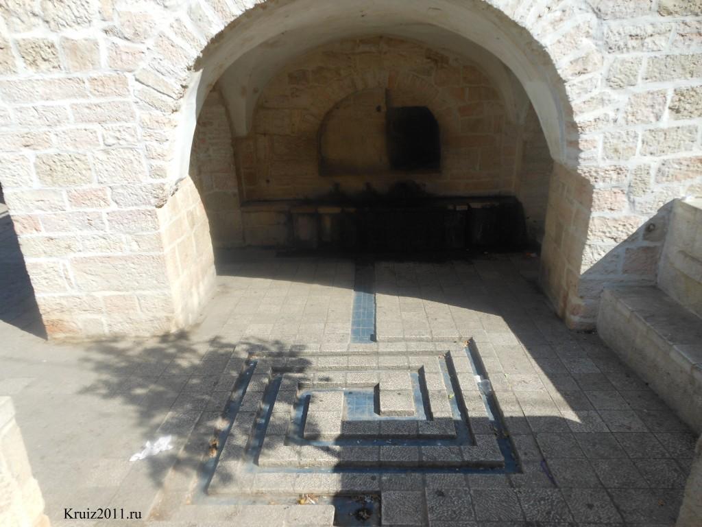 Достопримечательности Иерусалима. Святой Источник