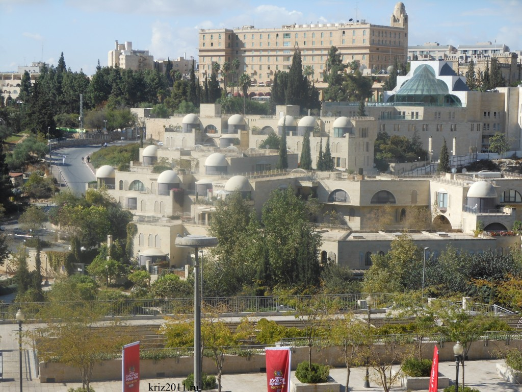 Израиль. Достопримечательности Иерусалима.