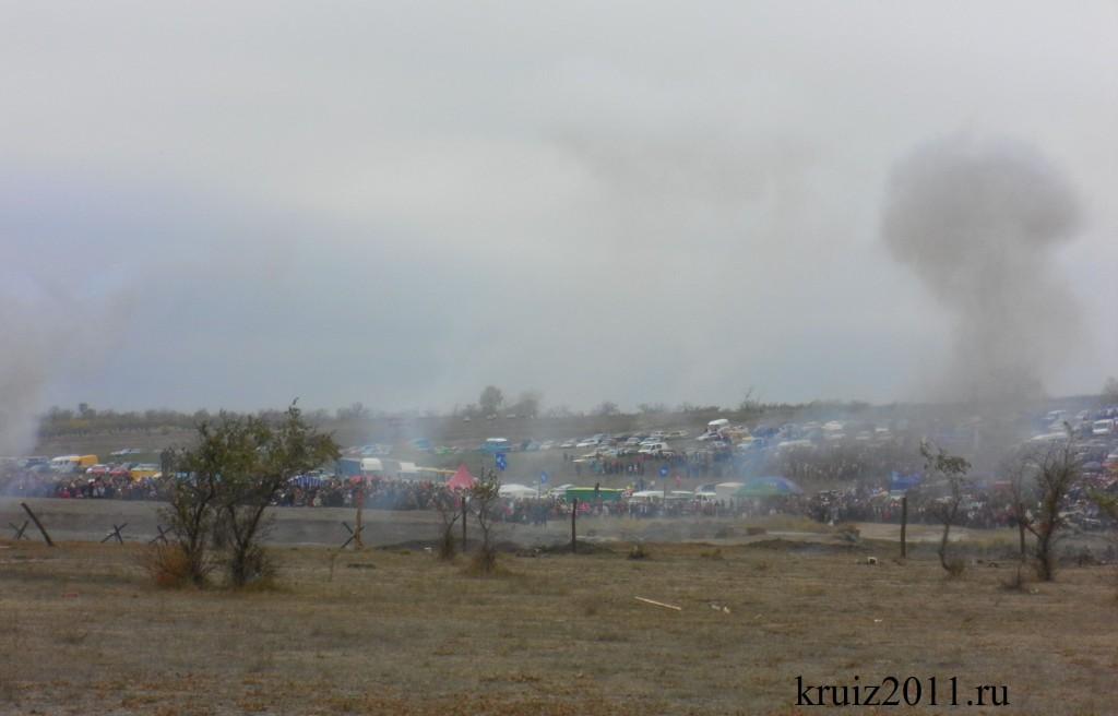 Реконструкция битвы Ватан. Мелитополь