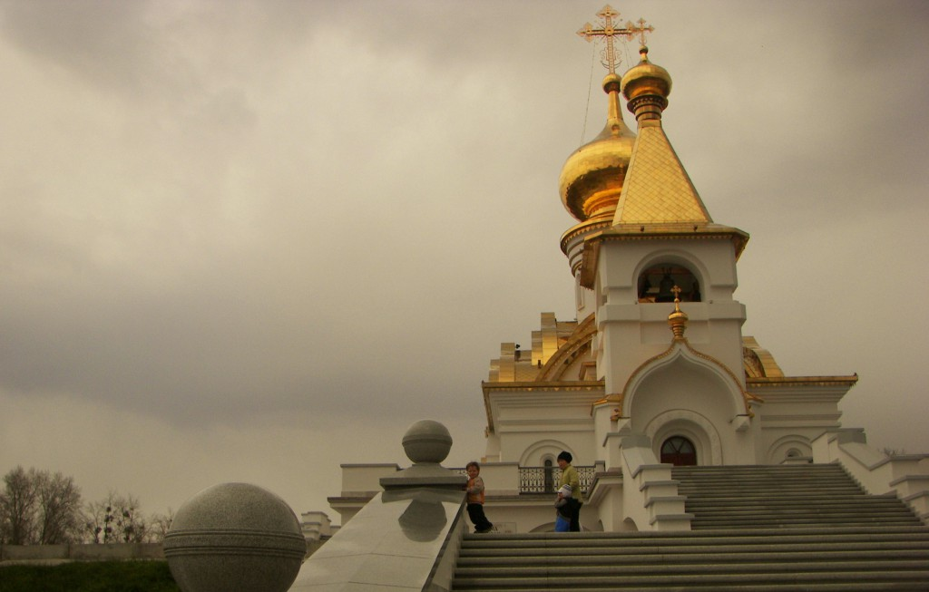 Новые храмы