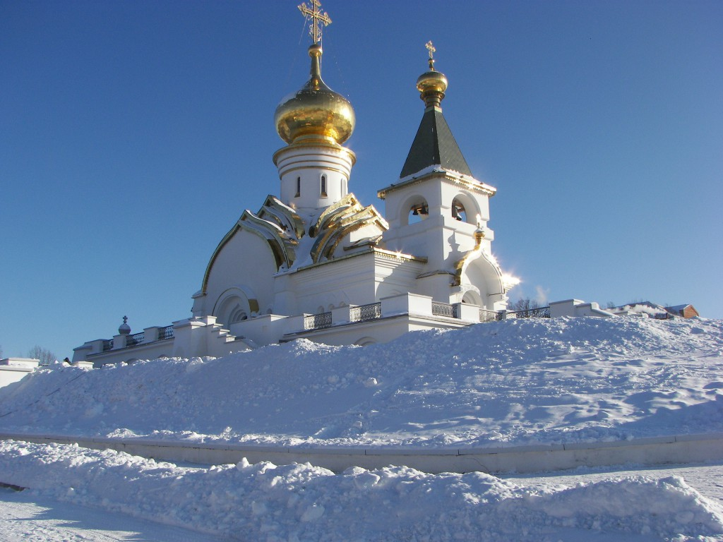 фото Новые храмы