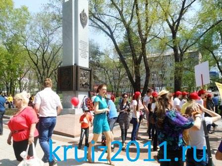 День семьи в Хабаровске