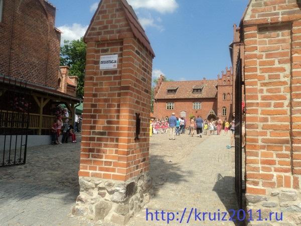 Фестиваль малых городов. Польша