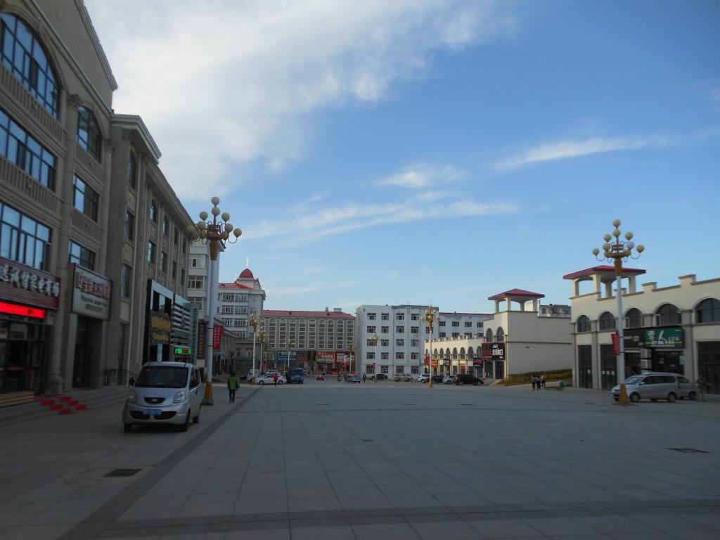 Китай. Фуюань.Поездки в фуюань