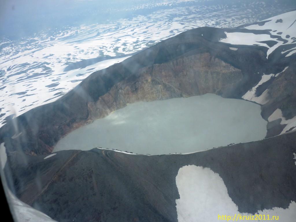 троицкий вулкан, Вулканы Камчатки, фото Камчатки