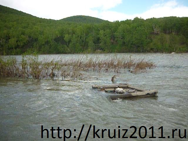 Камчатка, река Жупанова