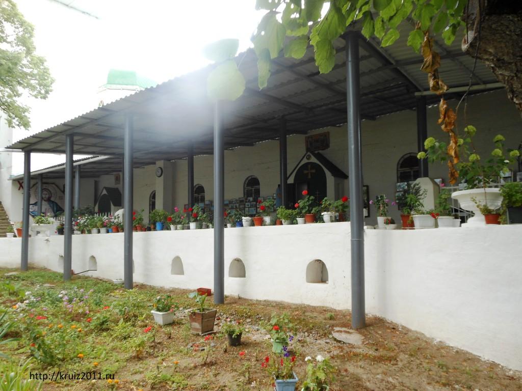 Восстановленный Успенский собор