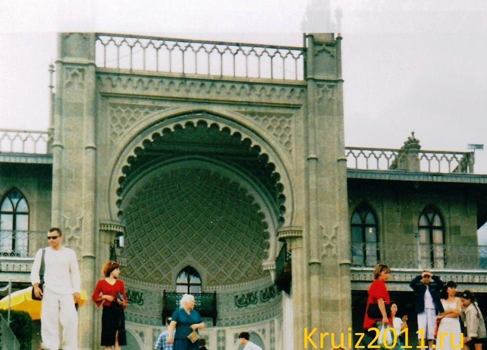 Украина, Ялта, Воронцовский дворец