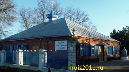 Новые храмы,  святые места