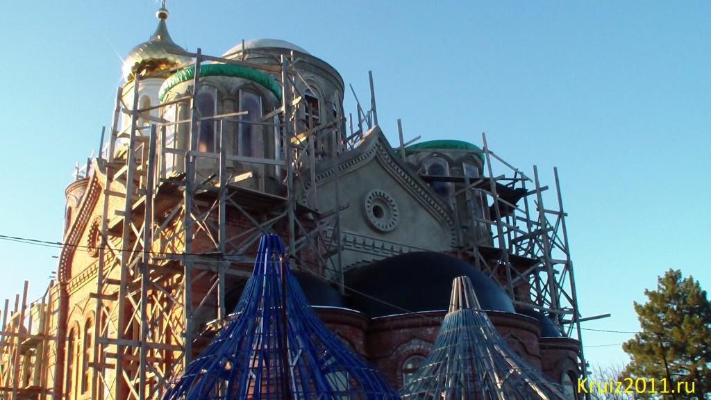 Новый Храм, Новые храмы,  святые места