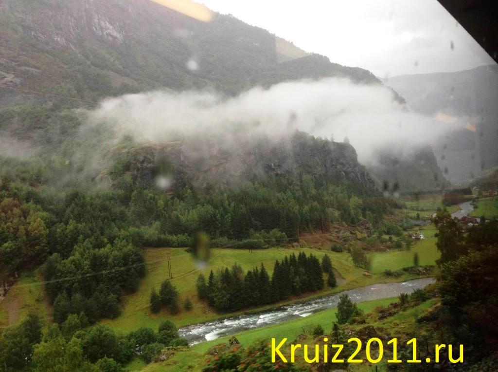 Норвегия. Фломсбан