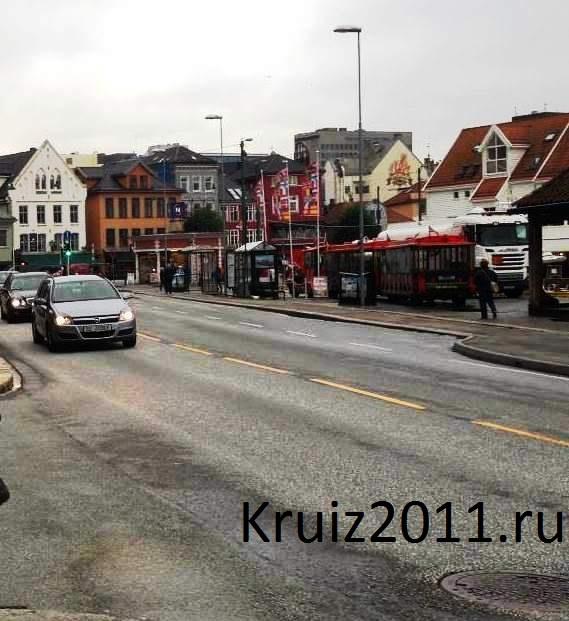 Норвегия, Берген.