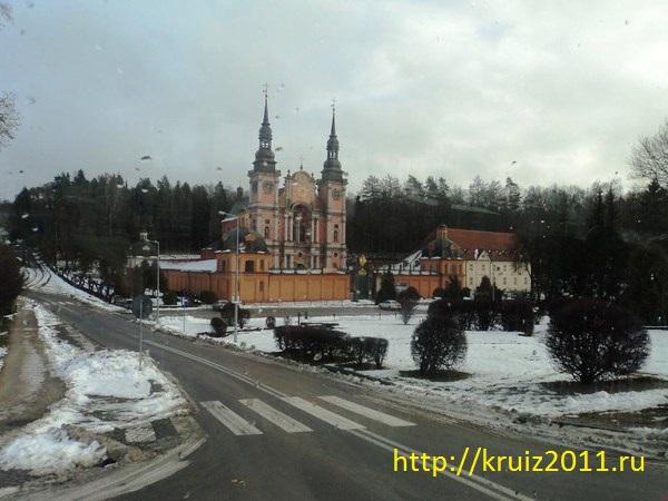 Poland. Sventa Lipka