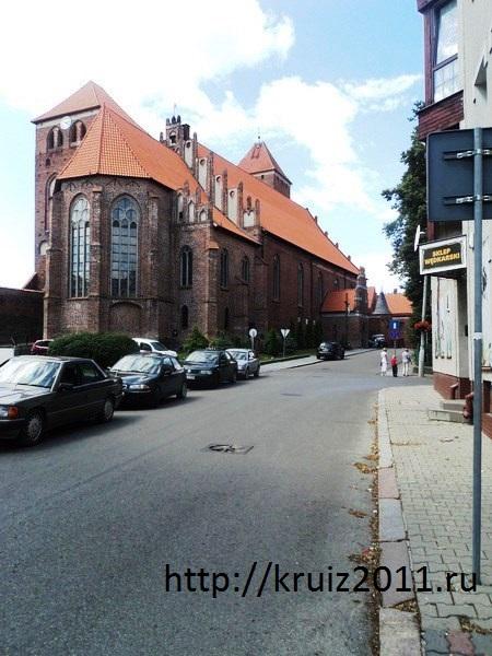 Польша. Кентшин.