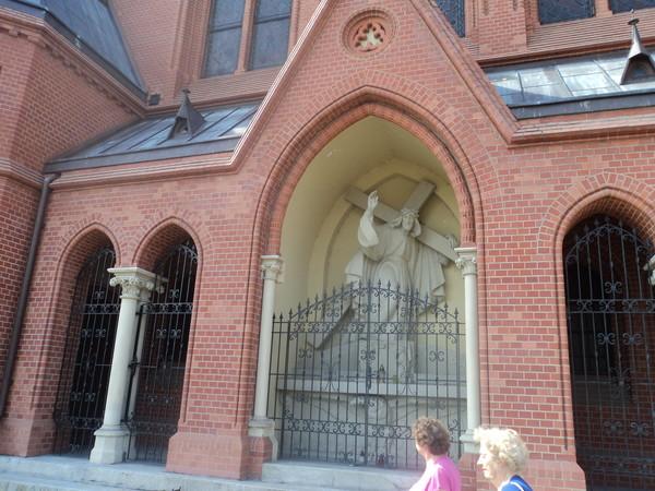 Польша. Торунь. Костел святой Екатерины