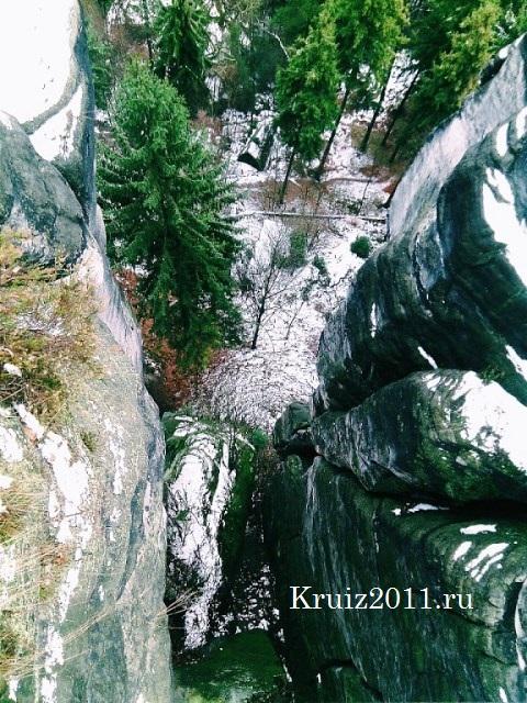 Чехия. Национальный парк Бастай