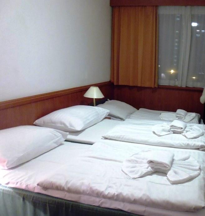 Отель Олимпик. Прага