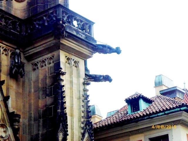 Чехия Прага Собор Св. Вита
