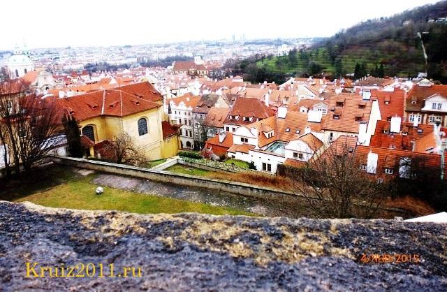 Чехия .Прага