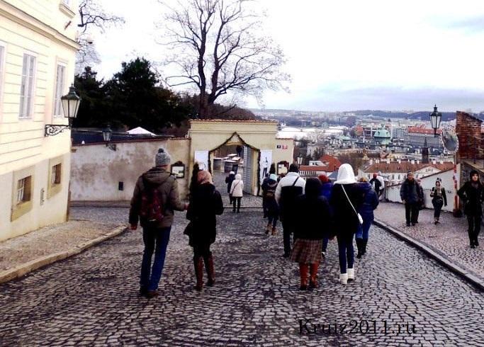 Чехия Прага. Пражский Град