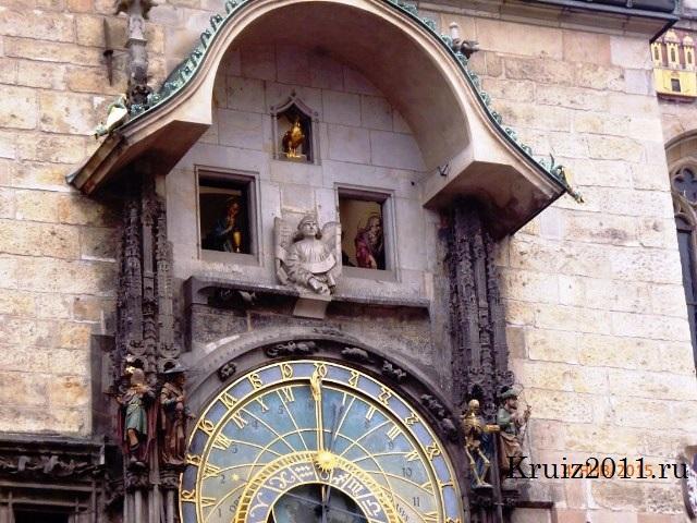 Чехия, Прага, Достопримечательности Праги, Часы орлой