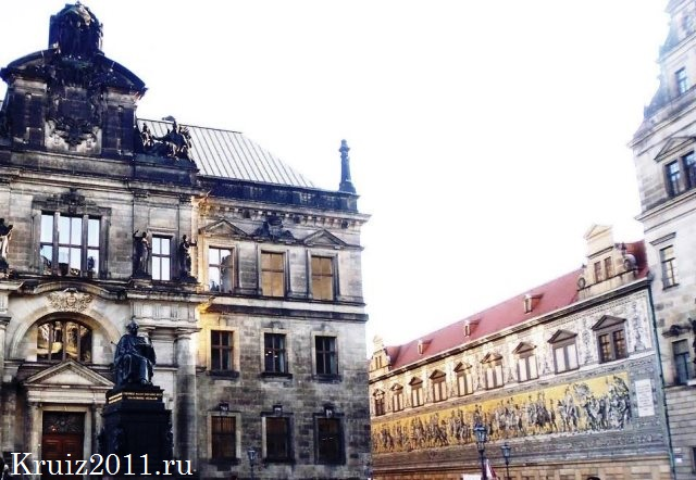Дрезден. Достопримечательности Дрездена