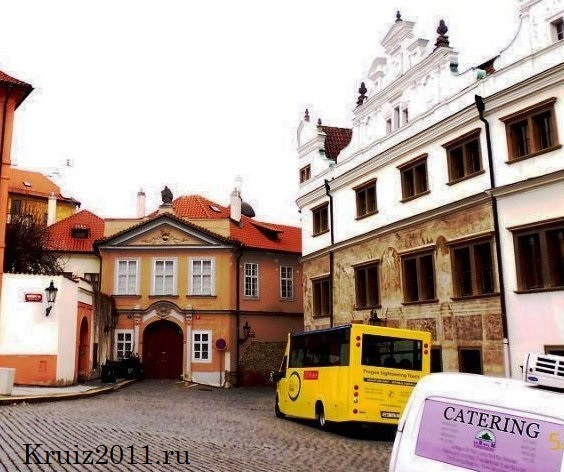 Достопримечательности Праги. Экскурсии