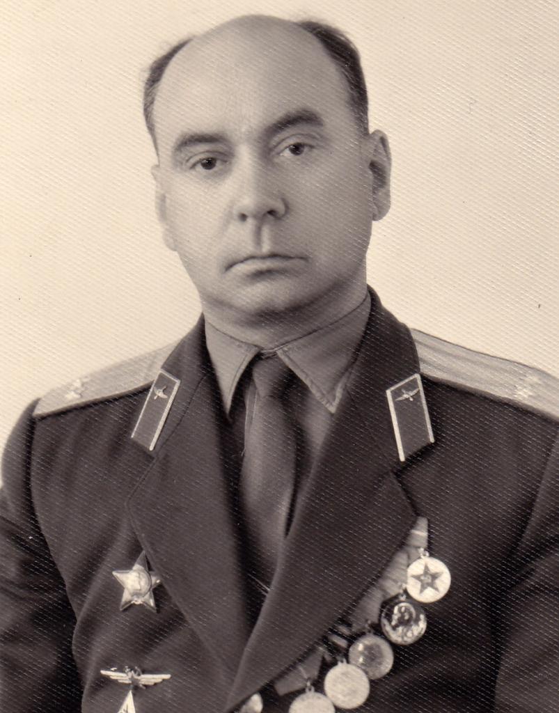 Подполковник Краснов Константин Николаевич