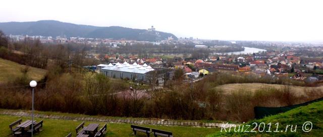 Словакия, замок, природа