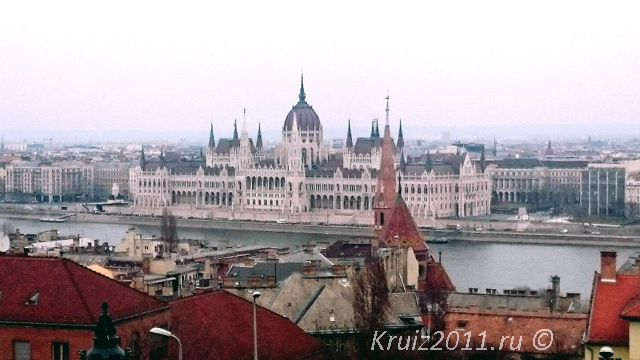 Будапешт. Столица Венгрии