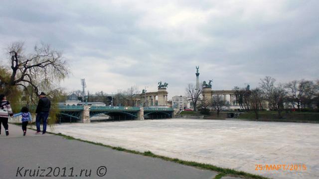 Будапешт. Пруды