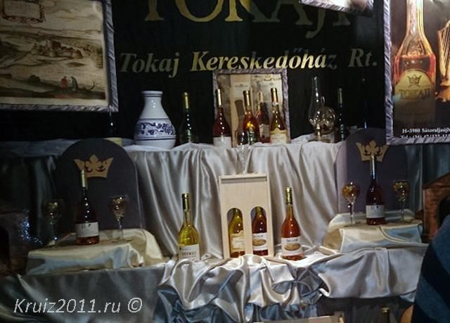 Будапешт. Ресторан Катакомбы.