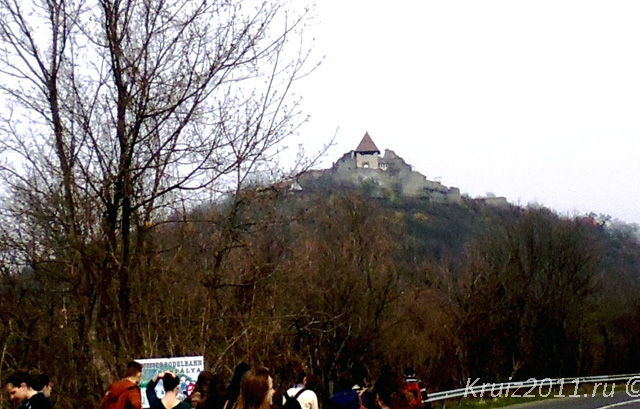 Hungary. Vysehrad