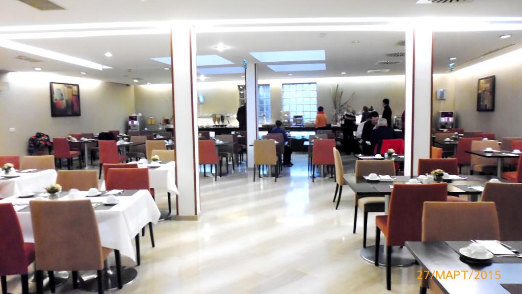 Австрия. Отель Вена.